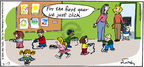 Comic Strip Mike Twohy  That's Life 2005-03-13 nursery school
