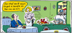 Comic Strip Mike Twohy  That's Life 2005-04-24 cooking