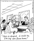 Comic Strip Mike Twohy  That's Life 2005-05-05 technology