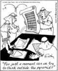 Comic Strip Mike Twohy  That's Life 2005-07-09 architecture
