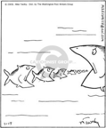 Comic Strip Mike Twohy  That's Life 2005-07-13 fish