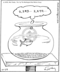 Comic Strip Mike Twohy  That's Life 2005-10-29 fish