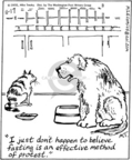 Comic Strip Mike Twohy  That's Life 2005-11-17 dog and cat
