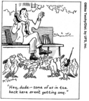 Comic Strip Mike Twohy  That's Life 2007-05-11 bird food