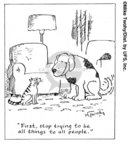 Comic Strip Mike Twohy  That's Life 2007-07-09 dog