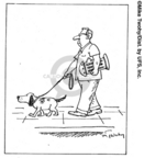 Comic Strip Mike Twohy  That's Life 2007-07-11 dog