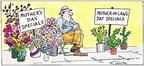 Comic Strip Mike Twohy  That's Life 2007-07-29 Mother's Day