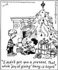 Comic Strip Mike Twohy  That's Life 2003-12-25 Christmas